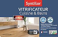 Vitrificateur Syntilor cuisine et bains incolore mat 2,5L