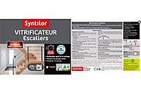 Vitrificateur Syntilor Escaliers incolore satin 0,75L