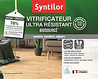 Vitrificateur Syntilor ultra résistant biosourcé Nature Protect chêne satiné 2,5L