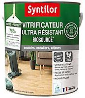 Vitrificateur Syntilor ultra résistant biosourcé Nature Protect chêne satiné 5L