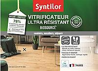 Vitrificateur Syntilor ultra résistant biosourcé Nature Protect incolore mat 0,75L