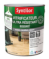 Vitrificateur Syntilor ultra résistant biosourcé Nature Protect incolore mat 2,5L