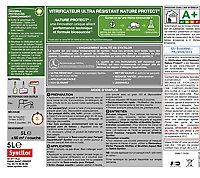 Vitrificateur Syntilor ultra résistant biosourcé Nature Protect incolore mat 5L