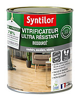 Vitrificateur Syntilor ultra résistant biosourcé Nature Protect incolore satiné 0,75L