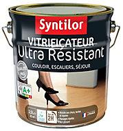Vitrificateur ultra résistant Syntilor cire naturelle 2,5L