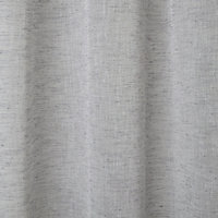 Voilage GoodHome Howley gris 140 x 260 cm