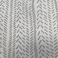 Voilage Joanie gris foncé 140x240cm