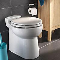 WC broyeur Turboflush 1,8/3,2L 220-240 V