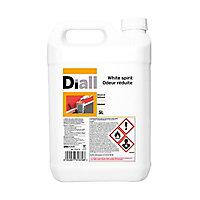 White spirit odeur réduite Diall 5L