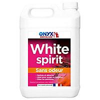White Spirit sans odeur Onyx 5 L