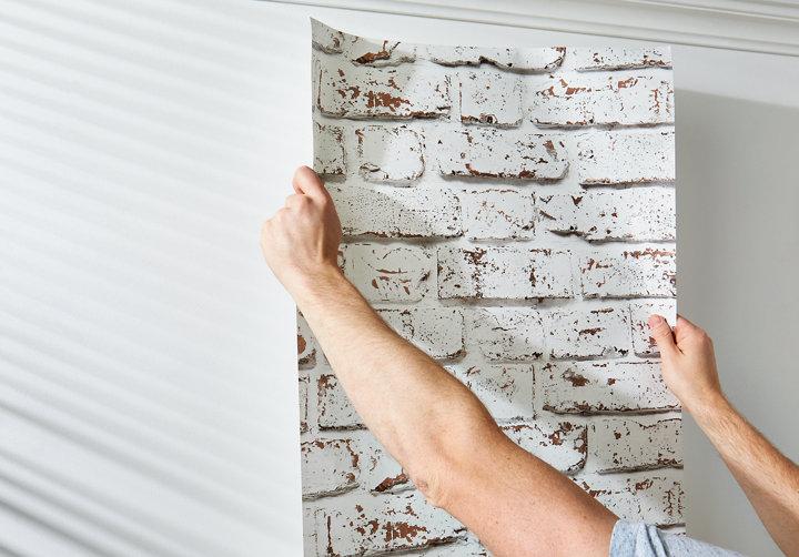 Comment poser du papier peint intissé