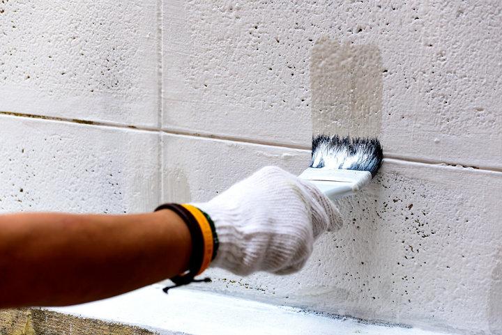 Comment Peindre Un Mur Extérieur Castorama