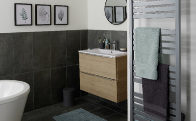 Choisir un sèche-serviettes chauffage central