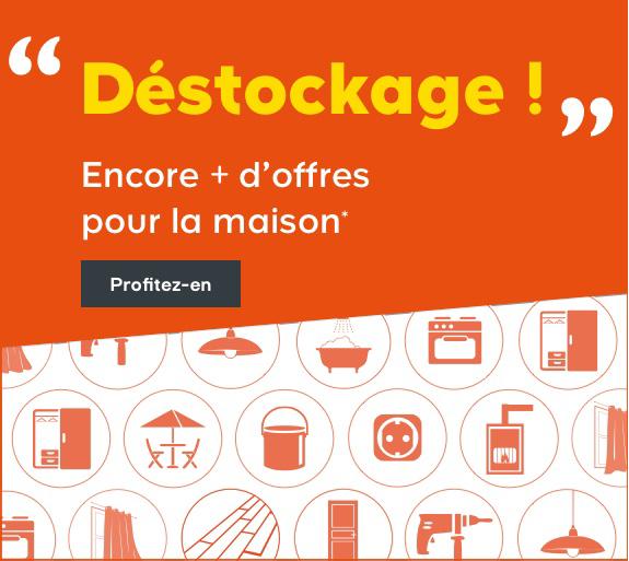 Destockage Et Offres Speciales Castorama