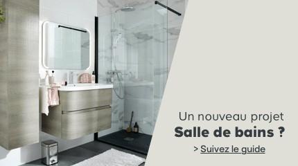nouveau projet salle de bains
