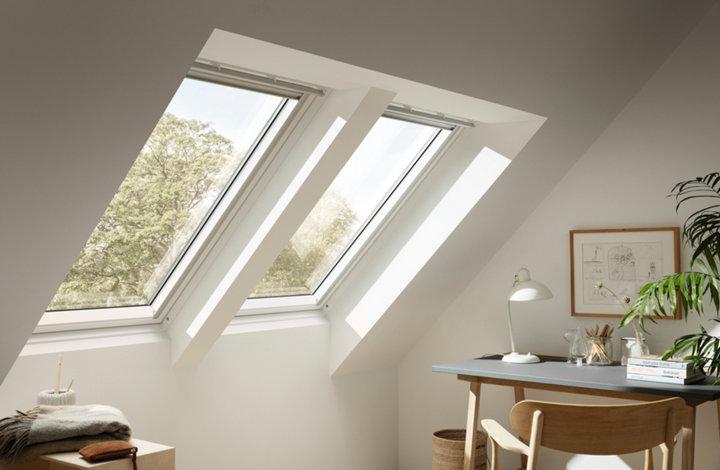 Les fenêtres de toit VELUX®