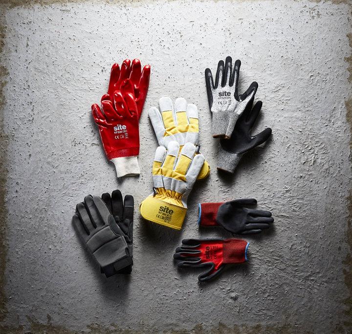 Le choix de gants de protection