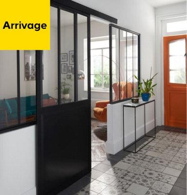 Porte  Atelier + système coulissant